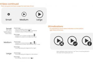 IconSet Exterity Guidelines